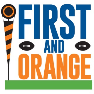 First And Orange