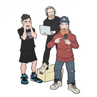 Foamie & Buckets Unnamed Podcast