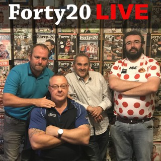 Forty20 Rugby League Podcasts