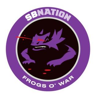 Frogs O' War: for TCU Horned Frogs fans