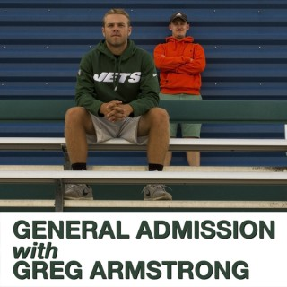 General Admission with Greg Armstrong