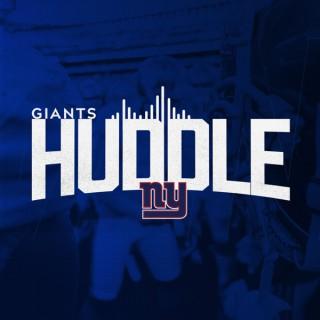 Giants Huddle - New York Giants