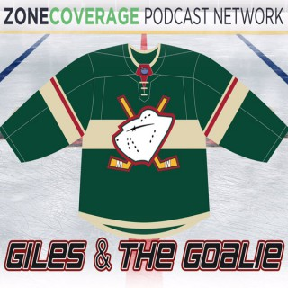 Giles and the Goalie - A Minnesota Wild Podcast