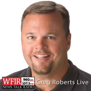 Greg Roberts Live