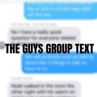 Guys Group Text