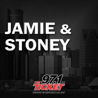 Jamie and Stoney