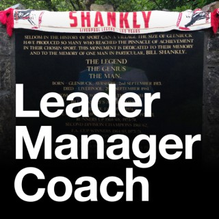 Leader Manager Coach Podcast