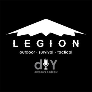 Legion OST - DIY Outdoors Podcast