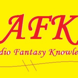AFK - Audio Fantasy Knowledge
