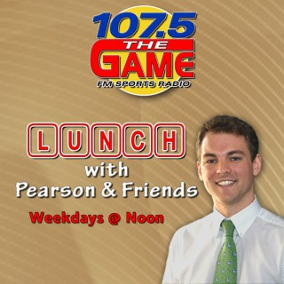Lunch with Pearson & Friends Podcast