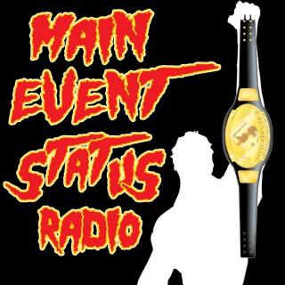 Main Event Status Radio
