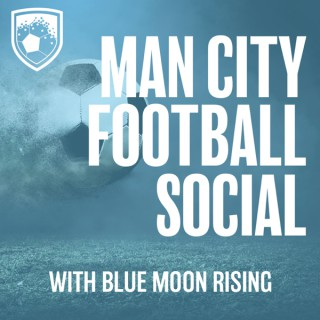 Manchester City Football Social with Blue Moon Rising.