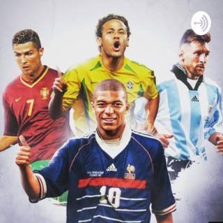 Messi Ronaldo Neymar and Mbappe