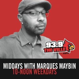 Middays w/Marques Maybin