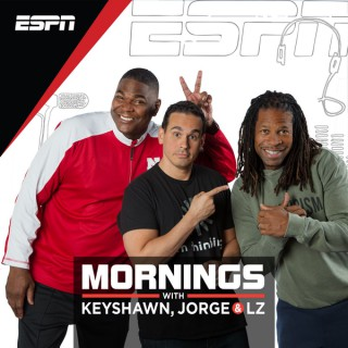 Mornings with Keyshawn, LZ and Travis