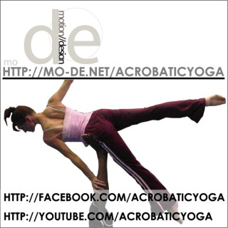 Motion Design's Acrobatic Yoga Tutorials