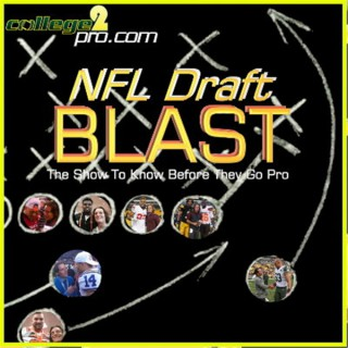 NFL Draft Blast - The Show To Know Before They Go Pro
