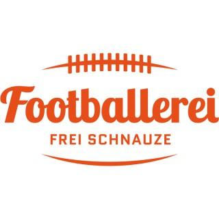 NFL frei Schnauze! - Footballerei Podcast Deutschland