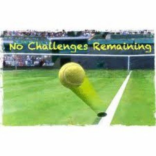No Challenges Remaining