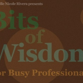 Bits of Wisdom for Busy Professionals