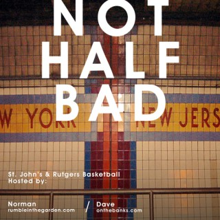 Not Half Bad – the podcast