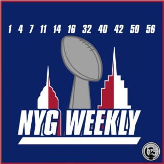 NY Giants Weekly