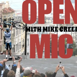 Open Mic with Mike Creed