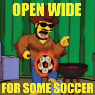 Open Wide For Some Soccer