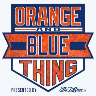 Orange And Blue Thing