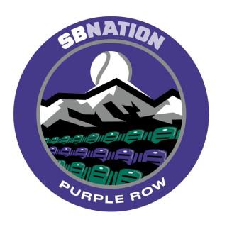 Purple Row: for Colorado Rockies fans