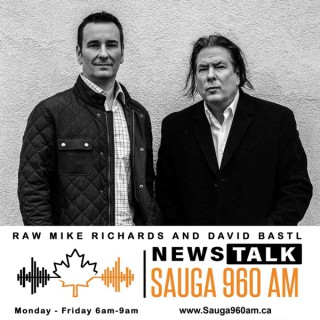 RAW Mike Richards - Newstalk Sauga 960AM