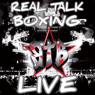 Real Talk Boxing Live