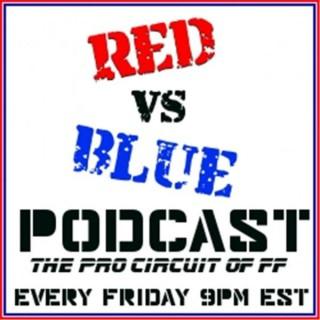 Red vs Blue Friday Night Football