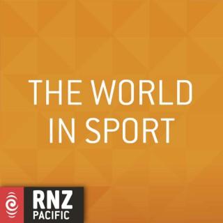 RNZ: The World in Sport