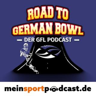 ROAD TO GERMAN BOWL – meinsportpodcast.de