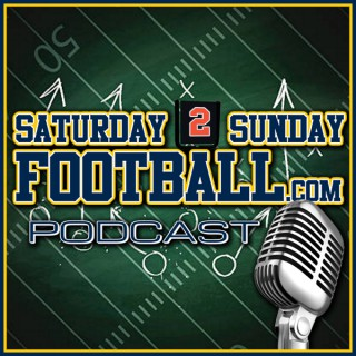 Saturday2Sunday Football Podcast