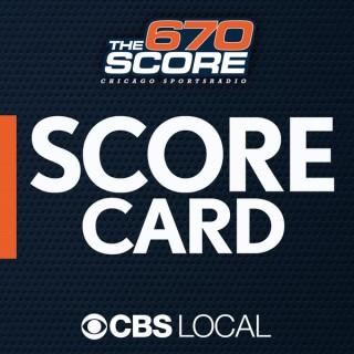 Score Card on 670 The Score