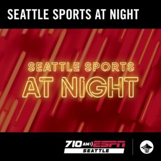 Seattle Sports at Night