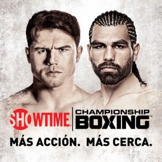 Showtime Boxing En Español