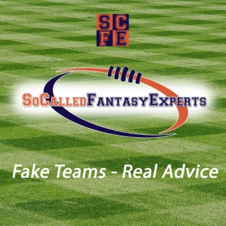 So-Called Fantasy Experts Podcast