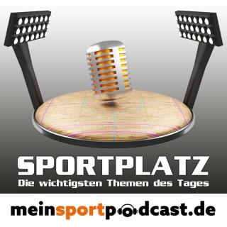 Sportplatz – meinsportpodcast.de