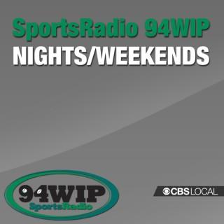SportsRadio 94WIP Nights / Weekends
