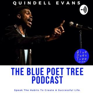 Blue Poet Tree