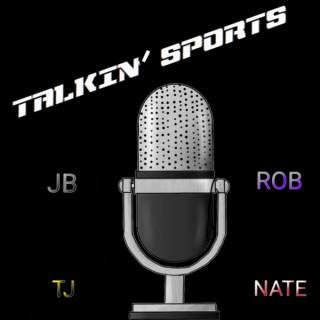 Talkin' Sports Podcast