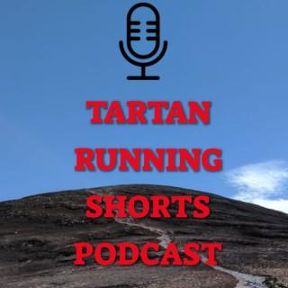 Tartan Running Shorts
