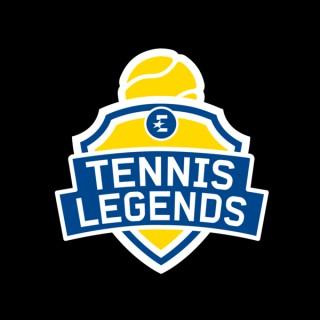 Tennis Legends: McEnroe, Becker and Wilander