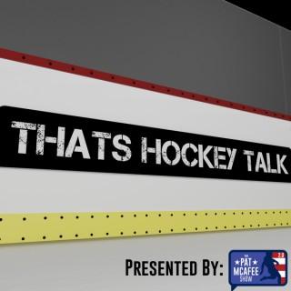 That's Hockey Talk