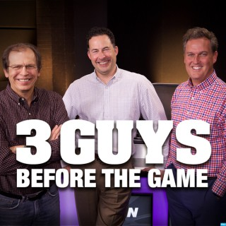 Three Guys Before The Game