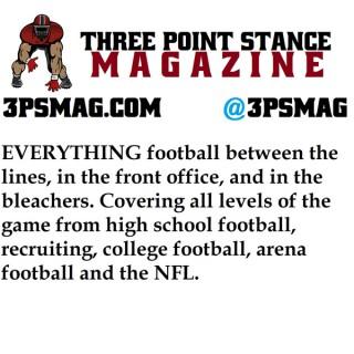 Three Point Stance Magazine