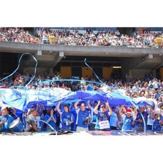 Under the Blue Banner